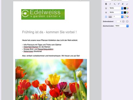 Neue Textverarbeitung in Office Maker 7