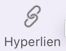 Traitement de texte : les hyperliens