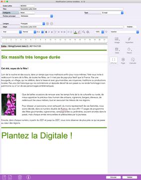 Office Maker Business 7 : lettres modèles améliorées