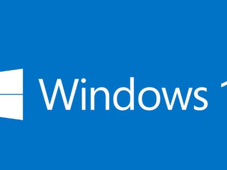 Update nach Windows 10 empfohlen