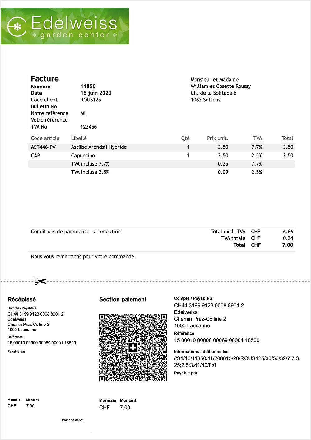 QR-facture