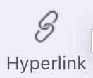 Textverarbeitung : Hyperlinks
