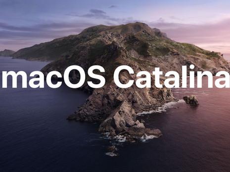 Office Maker 6 und macOS Catalina
