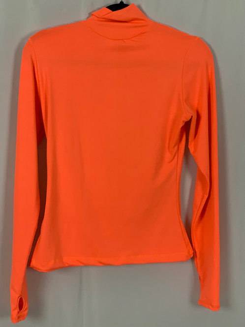 Surfer Shirt (Neon Orange)
