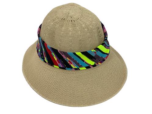 Organic Hat (Neon Band)