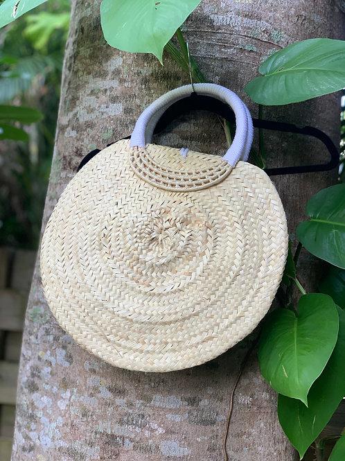 Suzane Organic Handbag (White)