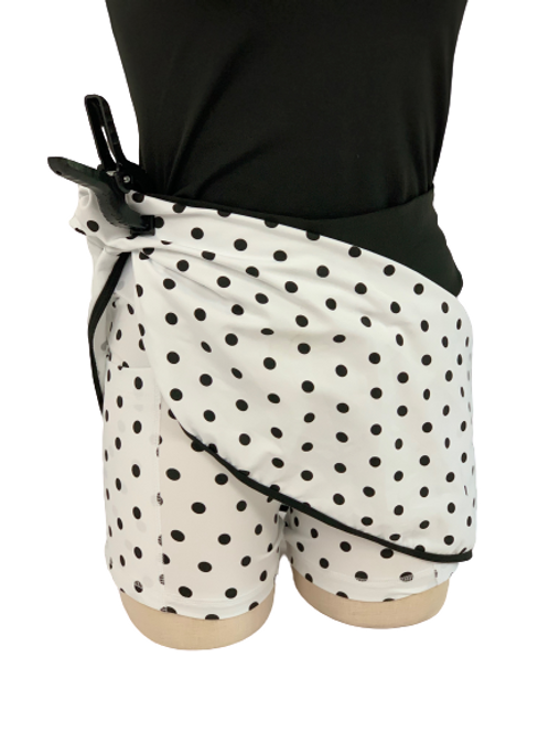 Cathy Skort ( Big Polka Dots)