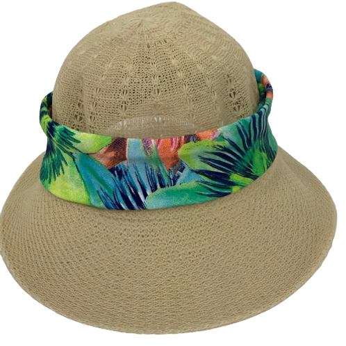 Organic Hat (Reef Band)