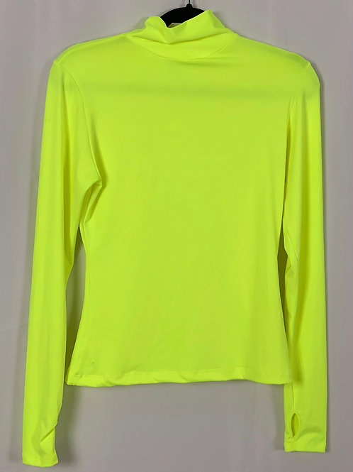 Surfer Shirt (Neon Lime Green)