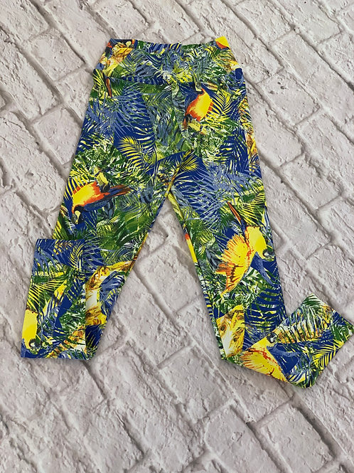 Carol Toucan Long Leggins