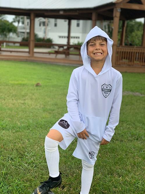 MAYSO Shorts (White)