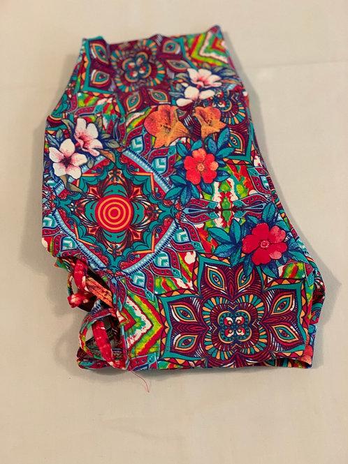Morgan Shorts Floral