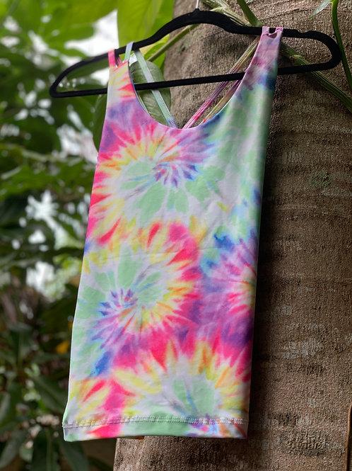 Luiza Zen Top Tie Dye