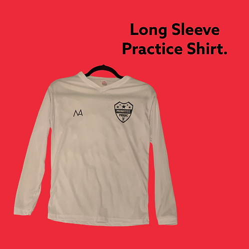 MAYSO  Long Sleeve Practice Shirt