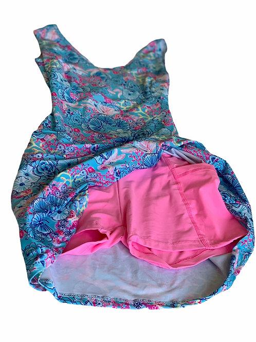 Monaliza Dress (Under The Sea)