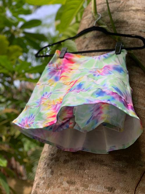 Bella Skort Zen Tie Dye