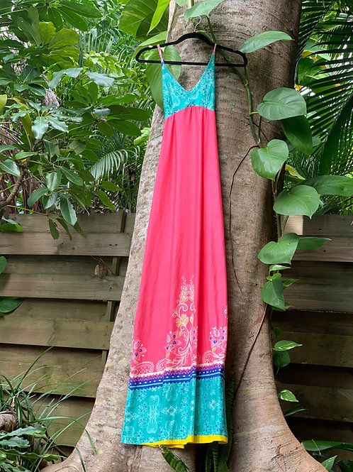 Livia Maxy Dress (Pink)