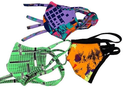 Kids Mask kit (Glow + Tik Tok +Star-wars )
