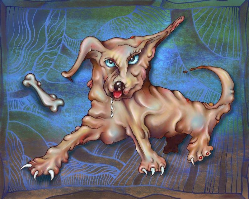 dog_by_arnold_thomas