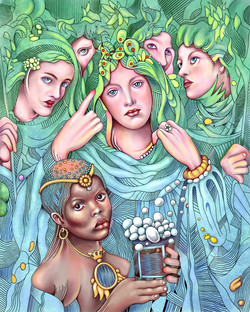 easter_maidens_by_arnold_thomas