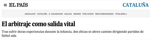 El País Game Changers