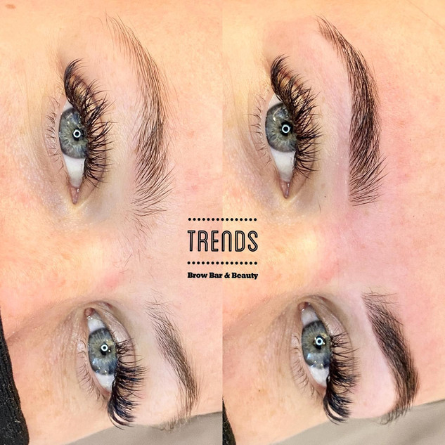 Henna brows