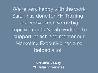YH Training Testimonial