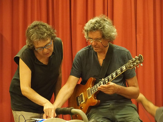 Paolo Ricca Group & John Etheridge - Live from Milan (Soft Machine World Tour 2018 )
