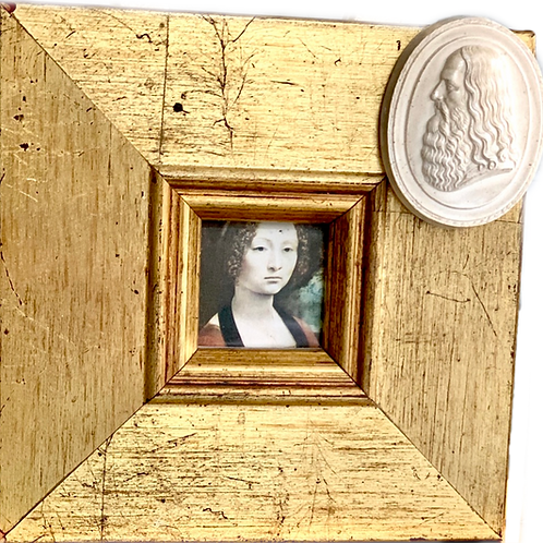 Da Vinci's, Ginevra de' Benci