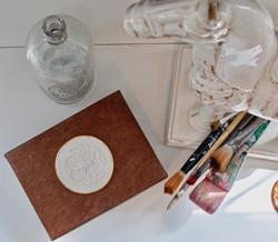 Leather Box & Intaglio