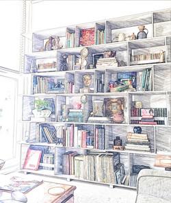 Predesigned Bookcase 2014, UK