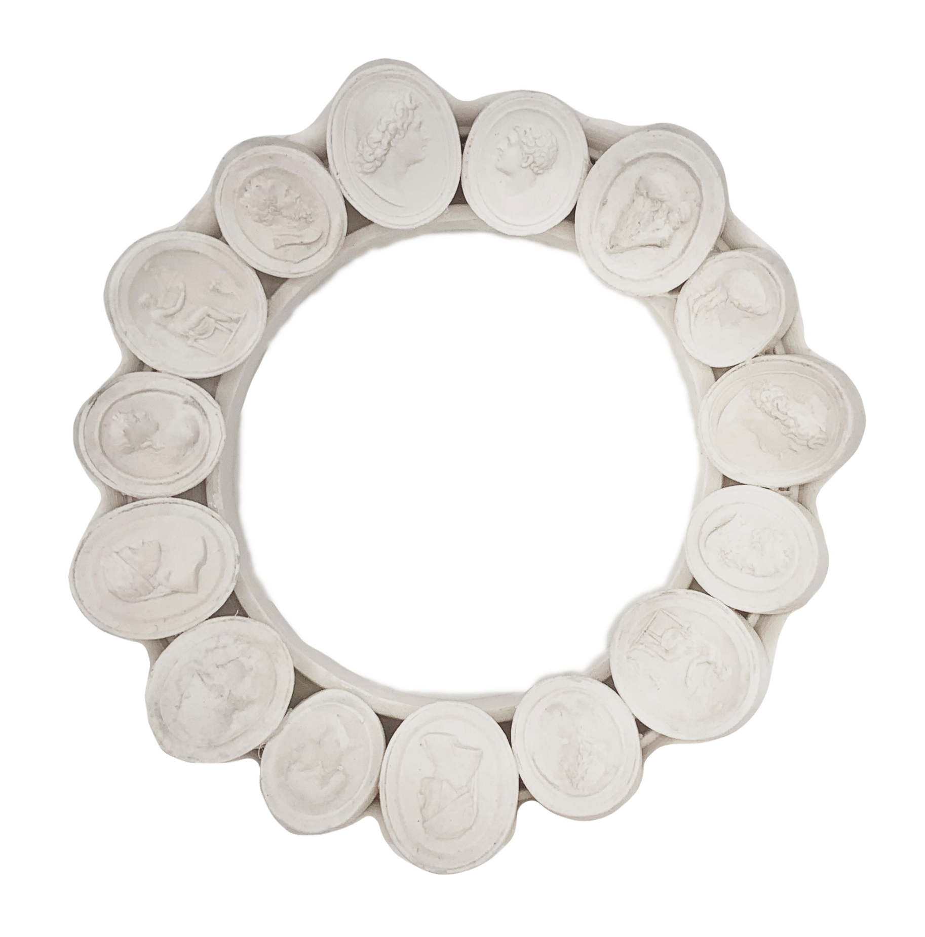 'The Wreath of Faces'