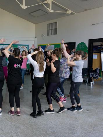 ABBA Dance Workshoppg