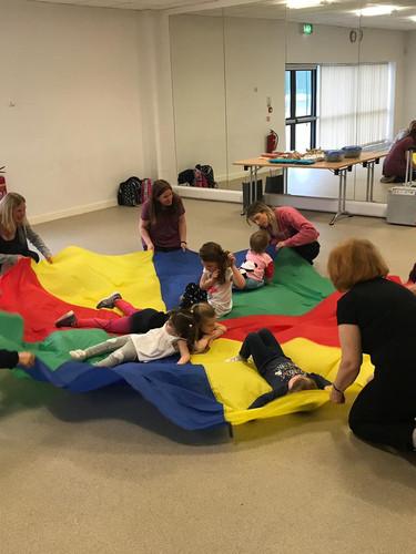 Bam Bam Boogies Parent & Child Dance Workshop