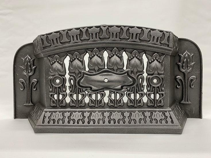 Original Art Nouveau Betty For Cast Iron Kitchen Range