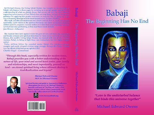Babaji, The Beginning Has No End - pdf format