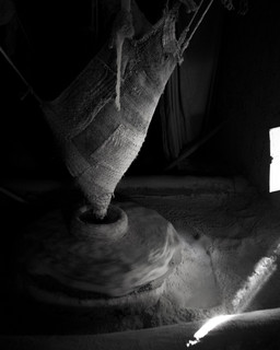 Flour Mill, Tibet, 2103