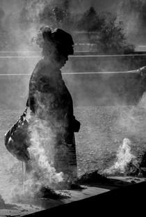 Prayer, Tibet, 2013