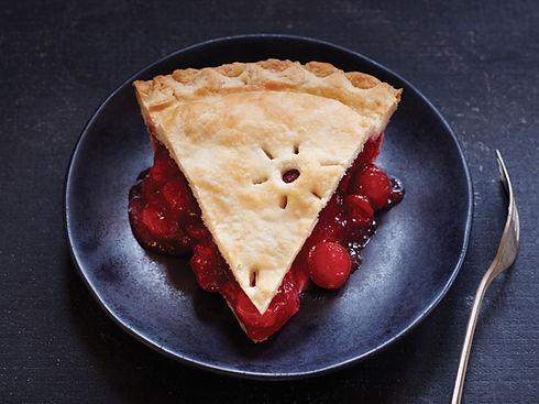 A NonGMO Gardner cherry pie