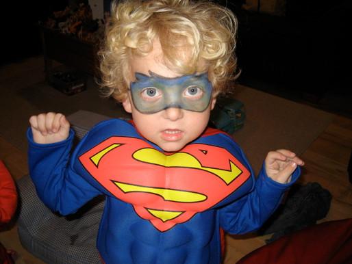 Superhero Lessons