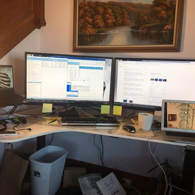 Double Monitors