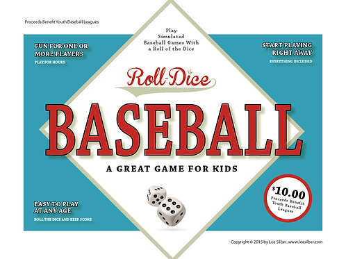 Roll-Dice Baseball Game
