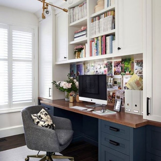 Small Footprint Office