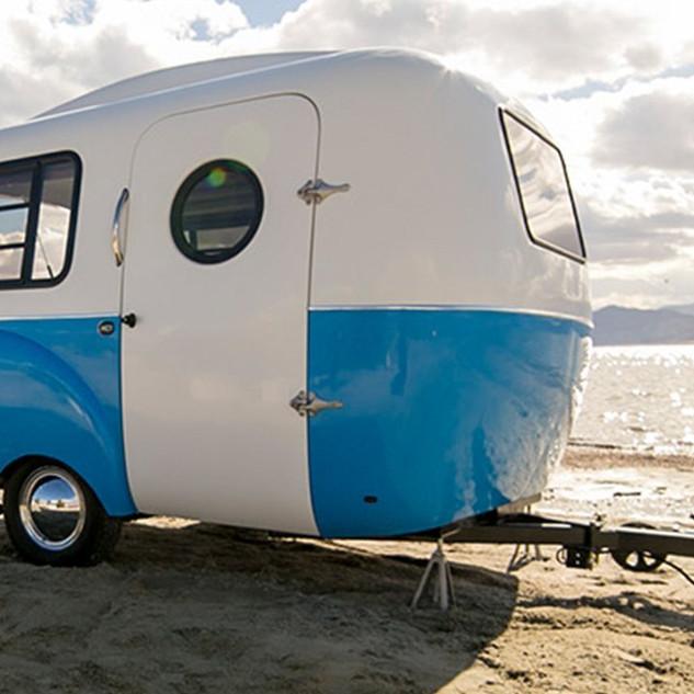 Mini Camper Office