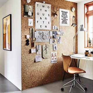 Corner Turned Office