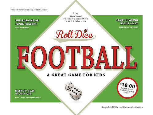 Roll-Dice Football Game