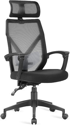 Lee Silber's preferred chair for the home office.