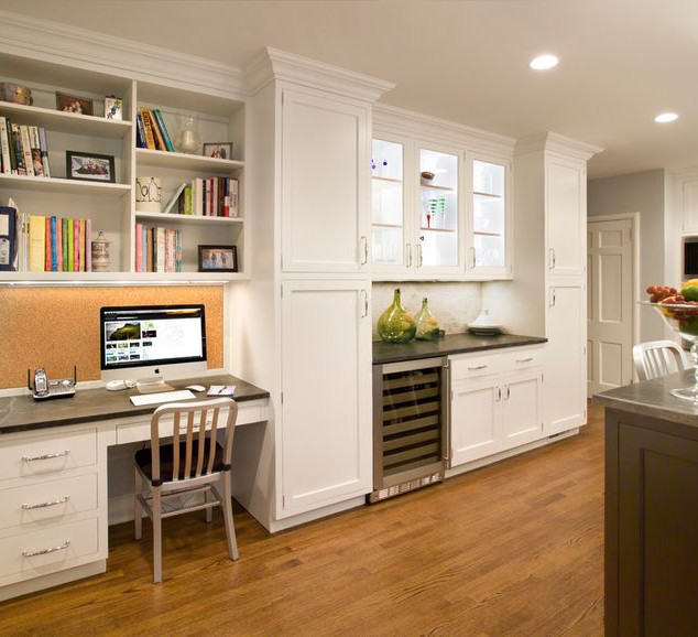 Kitchen Nook Office