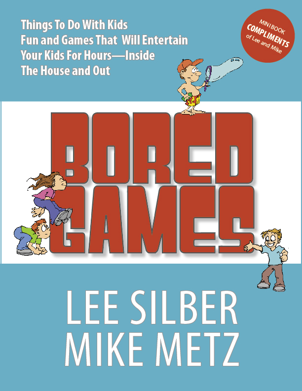 Bored Games Mini Book Cover
