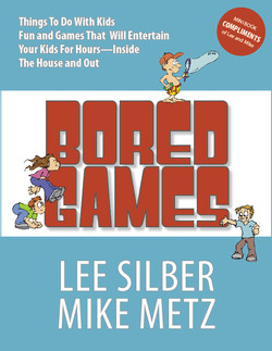 Bored Games Mini Book Cover